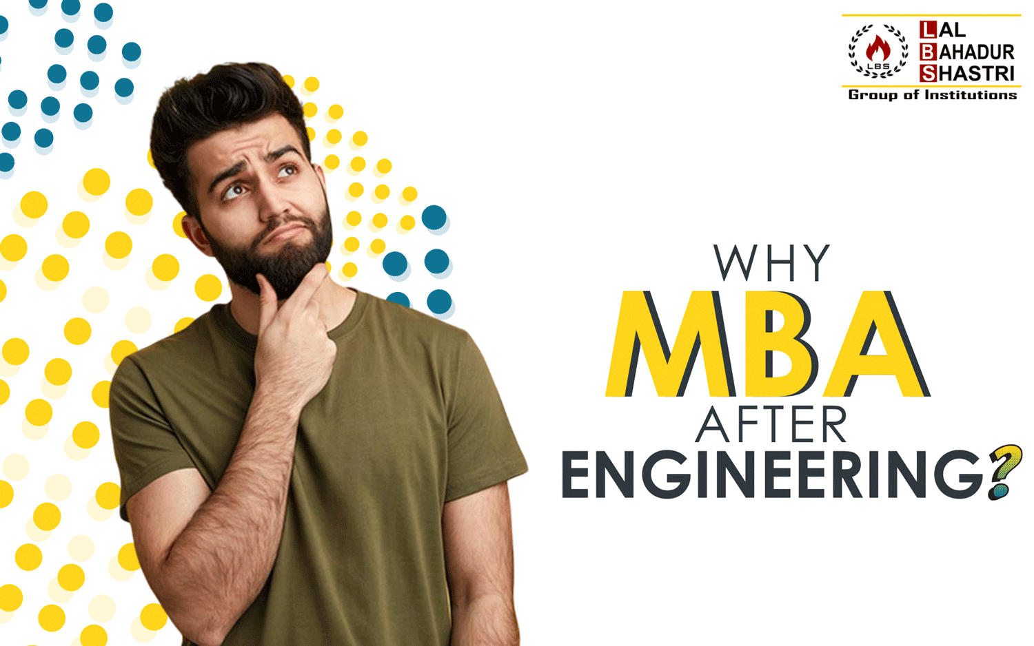 WHY MBA AFTER ENGINEERING?
