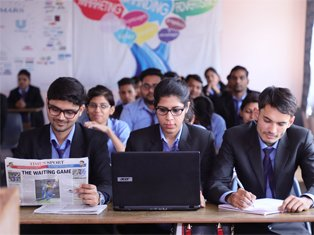 best MBA college in Lucknow
